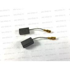 Электроугольная щетка 5х8х13 Поводок, клемма-мама для BOSCH аналог A86 (аналог 1607014145)