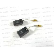 Электроугольная щетка 5х10х16 Поводок, клемма-мама для BOSCH GWS 14-125C/150C (аналог 1607014139)